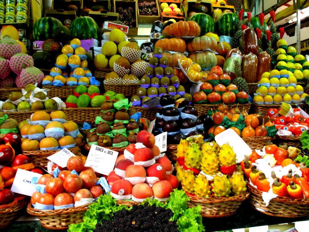 Frutas Mercadão