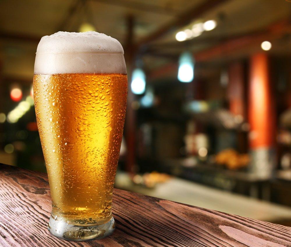 Cerveja chop brazilian drink