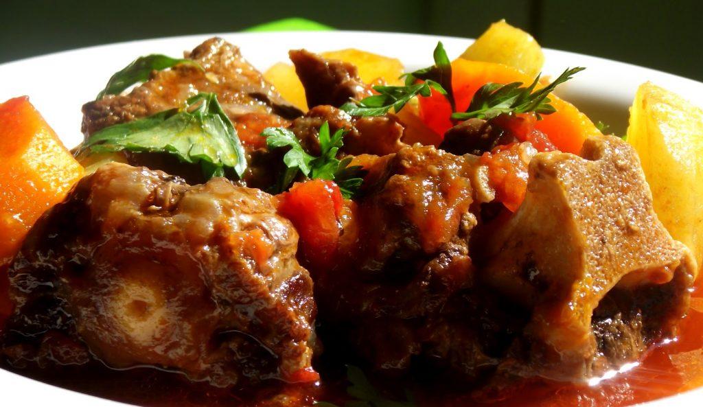 rabada brazilian food