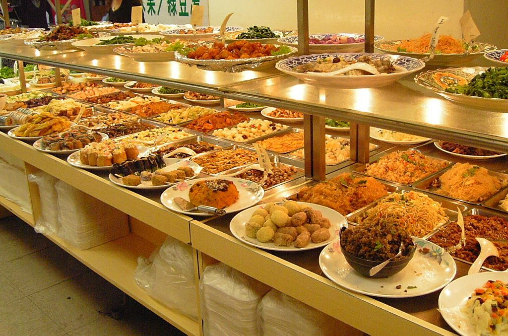 rodizio brazilian food